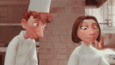*LUNGUINI & COLETTE ~ Ratatouille, 2007