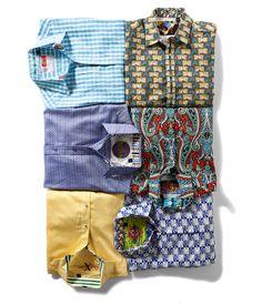 laydown shirts - lvgdesigns