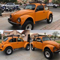Vw Bugs, Fusca Cross, Vw Dune Buggy, Vw Baja Bug, Kdf Wagen, Hot Vw, Sand Rail, Vw Vintage, Car Volkswagen