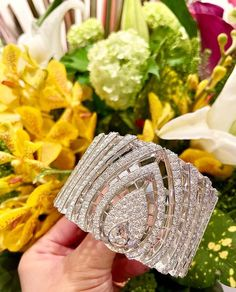 """Kelly Mak on Instagram: """"An Architectural Masterpiece by Cartier! From the High Jewellery collection """"L'Odyssée de Cartier – Parcours d'un Style"""" Diamond and Rock…"""" Bangle Bracelets, Bangles, High Jewelry, Jewellery, Cartier, Jewelry Collection, Jewels, Rock, Crystals"""