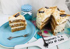 Izu, Jello, Vanilla Cake, Fondant, Tart, French Toast, Food And Drink, Easter, Sweets