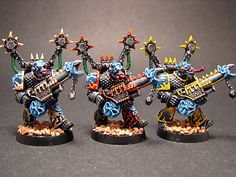 Noise Marines...an older version I believe...