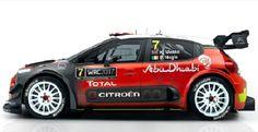 WRC 2017 começa em Monte-Carlo com estreia do novo C3 WRC da Citroen
