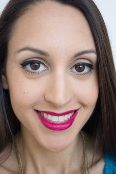 Little Blushing Birdie's tips on rocking a bold statement lip this summer #makeup #beautytips