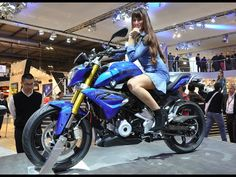 EICMA 2015 - BMW