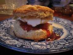The Past on a Plate: Traditional British Food, Part 25: (Cream) Tea for Two