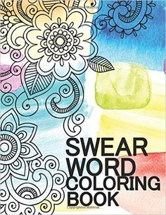 Amazon Swear Word Coloring Book Rude Pattern Fantastic Adult Books Stress