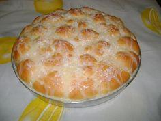 Pão Doce de Liquidificador Macaroons, Mole, Bread Recipes, Cake Recipes, Pan Dulce, Saveur, Sweet Bread, Soul Food, Sweet Recipes