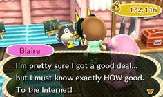 New Leaf villagers... They're just like us!   22 Reasons Animal Crossing Villagers Are The Realest
