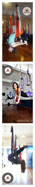Aerial Yoga (AeroYoga) | Aerial Yoga Argentina: Teachers Training Pics