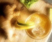 Эликсир молодости: Детокс-лимонад