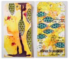 tags - art journal inspiration  Birgit Koopsen. Birgit-koopsen.tags.chalkboard