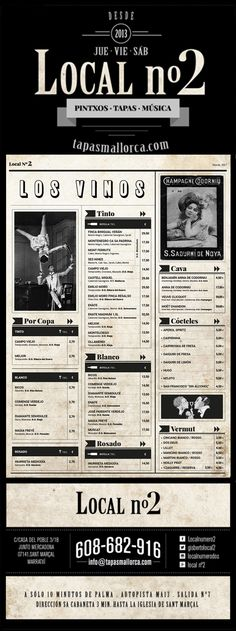 carta / menu / Karte / vino / wine / Wein / Rosé / Weisswein / Rotwein / tinto / blanco / rosado / cava / vermut / cocteles / Cocktails / Vermuth / Sekt / Champagner / local n°2 / local2 / localnumero2 / localnumerodos / Marratxí / Mallorca / info@tapasmallorca.com … 608-682916