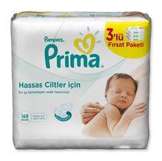 Binden fazla anne Pampers Sensitive (parfümsüz) mendilleri sadece kullanmak ve onaylamakla kalmadı, üretilmesine de yardımcı oldu. Belki de bu yüzden Prima Sensitive Wipes'ın bebeğinizin cildi için yumuşaklığı kanıtlanmıştır. Prima Sensitive ıslak mendilleri sadece temizlemekle kalmıyor, aynı zamanda bebeğinizin cildinin zaman içerisinde sağlıklı kalmasına da yardımcı oluyor. Losyon ve süt özleri ile üretilmiştir ve bebeğinizin cildinin doğal dengesini sağlamaya yardımcı olur.