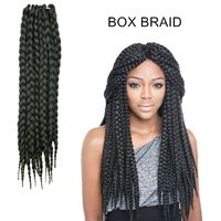 Crochet Box Braids Sale : Medium 14 Box Braid Jumbo Justcie Havana Mambo Twist Crochet Braiding ...