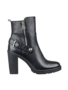 Guess Footwear Frankie - Black Leather >>> New and awesome product awaits you, Read it now  : Boots Shoes