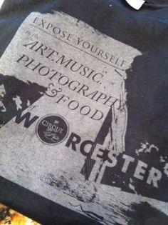 Worcester   Expose Yourself! Art   Music   Photography   Food Cirque Du Noir t-shirt 2013 Worcester, Art Music, Massachusetts, T Shirt, Books, Photography, Supreme T Shirt, Tee Shirt, Libros