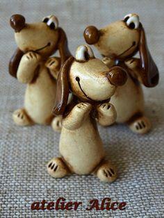 Keramický pejsek, jezevčík keramika pejsek jezevčík keramický