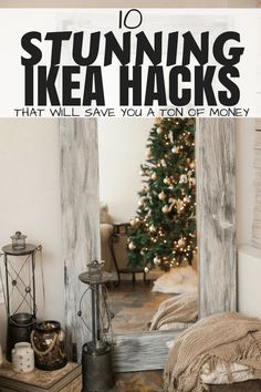 10 money Saving Ikea Hacks that you can do on a tiny budget. Home decor & diy projects are made easy with these awesome Ikea hack tutorials that you'll love Ikea Hacks, Hacks Diy, Eco Furniture, Furniture Removal, Kitchen Furniture, Furniture Outlet, Discount Furniture, Furniture Assembly, Luxury Furniture