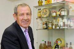 Gabriel Alonso, presidente de Cocope y de Bodegas Pinna Fidelis.