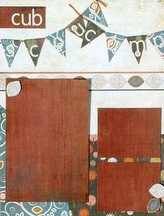 Free Pattern Library 4 - Basic Shapes and Embellishments: Pennants and Banners