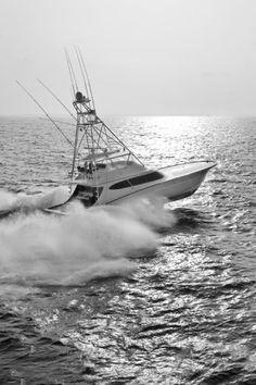 Shark Byte - Bayliss Boatworks :: Yacht parts & Watermakers Ocean Fishing Boats, Sport Fishing Boats, Deep Sea Fishing, Gone Fishing, Speed Boats, Power Boats, Fishing Yachts, Yacht Boat, Sailing Boat