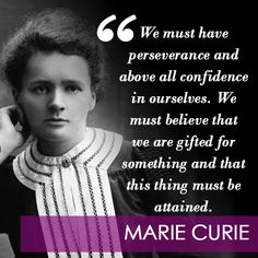 Marie Curie holds the distinction of being the only person, male or female, to win the Nobel Prize in multiple sciences. A Polish physicist and chemist, Curie made clear that science was not only a man's game with her pioneering research into radioactivity.