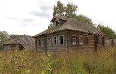 Abandoned Russian Villiage