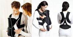 bb7 BabyBjorn launches the Miracle baby carrier