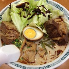桂花(本店)の太肉麺
