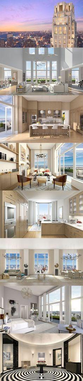 A Look Inside New York City's Billion-Dollar Four Seasons Residential Skyscraper