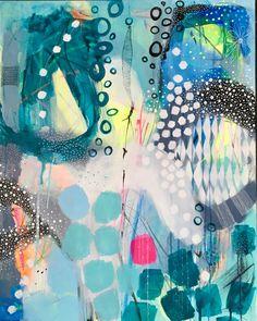 Contacter la galerie marlene @ gm … www. Best Abstract Paintings, Oil Painting Abstract, Abstract Watercolor, Art Journal Inspiration, Painting Inspiration, Art Moderne, Art Design, Art Lessons, Modern Art