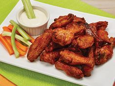 Hot Wings Recipe | Power AirFryer XL™