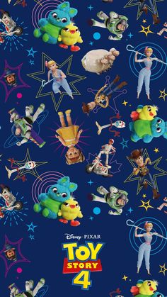 Go To Infinity And Beyond With These Disney and Pixar Toy Story 4 Mobile Wallpapers