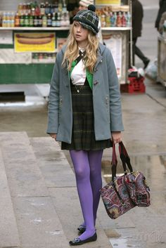 "Taylor Momsen as Jenny Humphrey ""The Thin Line Between Chuck and Nate"""