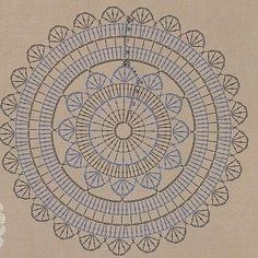 "225 curtidas, 6 comentários - Ateliê Arte De Bordar (@atelieartedebordar) no Instagram: ""Sousplat Crochê """