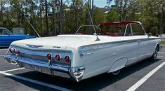 '62 Chevy Impala