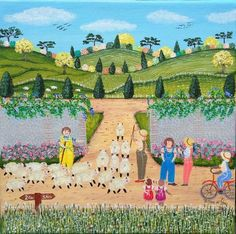 Le comptage des moutons R. de Paula-Cessac