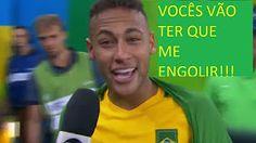 Galvão Bueno leva dura de jogadores e dá desculpa esfarrapada! VEJA O VÍDEO…