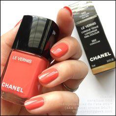 Chanel Coralium 552 – Chanel Cruise 2017
