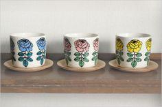 wooden saucer Marimekko, Free Design, Mugs, Tableware, Prints, Dinnerware, Tumblers, Tablewares, Mug