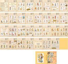 Sticker album I Love You Sarah Kay Mini Book Sarah Kay, Mini Books, Doll House Crafts, Dollhouse Tutorials, Free To Use Images, Mini Craft, Barbie Doll House, Miniature Crafts, Altered Books
