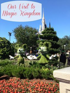 Our visit to the Magic Kingdom during our Familymoon to Walt Disney World. Check out our Must Dos and Can Skips of the Magic Kingdom. #Travel #Disney
