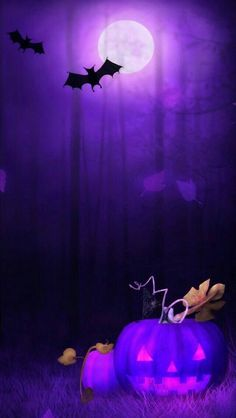 Purchase Spooky Halloween Scary Forest Bats Pumpkins Full Moon Photography Backdrops Indoor Studio Backgrounds Photo Props from Felix Honey on OpenSky. Share and compare all Electronics. Halloween Wallpaper Iphone, Iphone 5 Wallpaper, Holiday Wallpaper, Purple Wallpaper, Fall Wallpaper, Halloween Backgrounds, Cellphone Wallpaper, Wallpaper Backgrounds, Phone Wallpapers