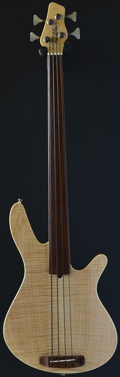 ROB ALLEN Mb-2 Maple fretless four string bass