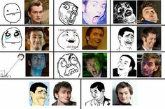 THIS IS THE BEST THING I'VE SEEN EVER. You must love David Tennant and his amazing facial expressions!