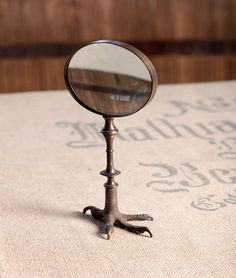Claw Magnifying Glass.