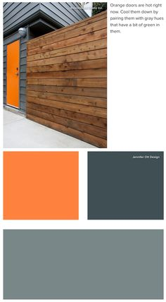1000 Images About Contemporary Exteriors On Pinterest Permeable Driveway Modern Fence And
