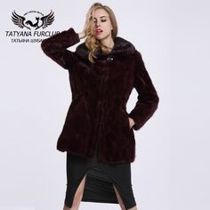 >> Click to Buy << New Free Shipping Genuine Natural Patchwork Mink Fur Female Women Fur Coat Red Color Waistcoat Big Size BF-C0150 #Affiliate
