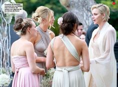 The wedding of Princess Charlene of Monaco's brother